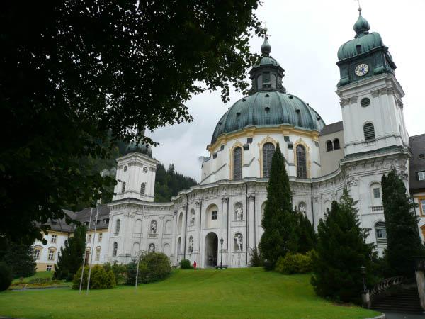 P1000122_Klosterkirche Ettal